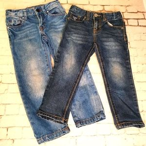 Boys Jeans Size 2 Witchery & Guess Lot